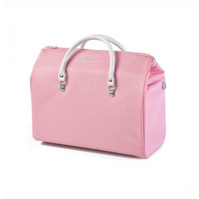 Silver Cross Dolls Pram Changing Bag - Pink