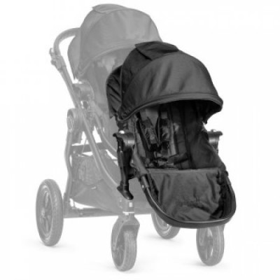 Baby Jogger City Select Double All Black