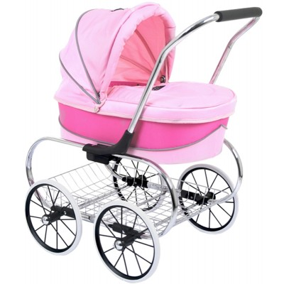 Valco Baby Princess Doll Strollers - Pink