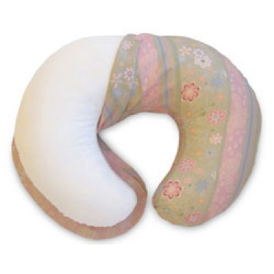 Boppy Support Pillow With Cotton Blend Slipcover - Boho