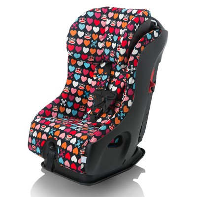 Clek Fllo Convertible Car Seat - Hearts Me