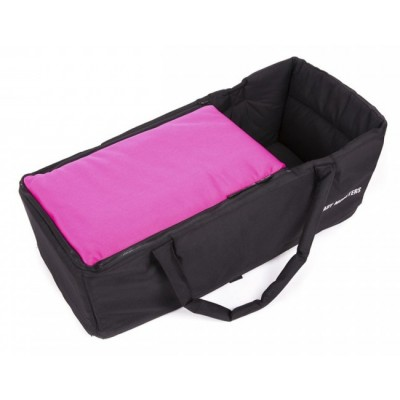 Baby Monster Carrycot without Lid - Fuchsia