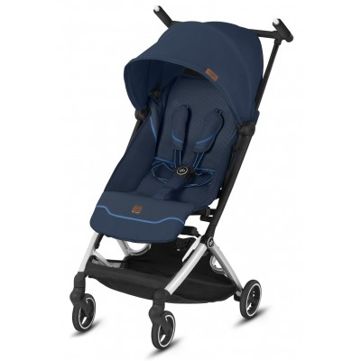 GB Pockit Plus All-City Compact Stroller - Night Blue