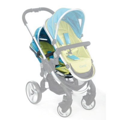 iCandy Peach Stroller Second Seat - Sweet Pea