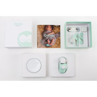Owlet Baby Care Infant Heart Rate And Oxygen Monitor
