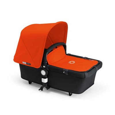 bugaboo buffalo Black Base Fabric with Aluminium Chassis