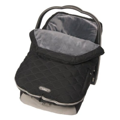 JJ Cole Bundleme Urban Infant w/ Thermaplush - Stealth