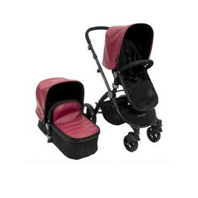 Baby Roues letour Lux Raspberry - Black Frame