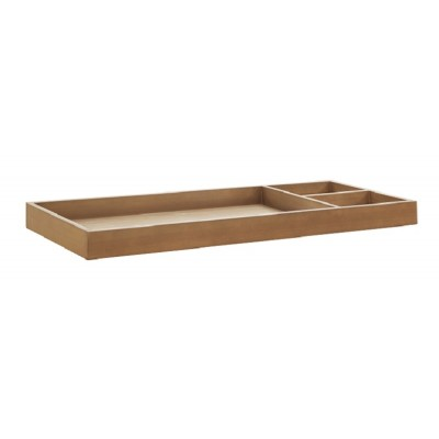 Babyletto Universal Wide Removable Changing Tray - Stained Ash