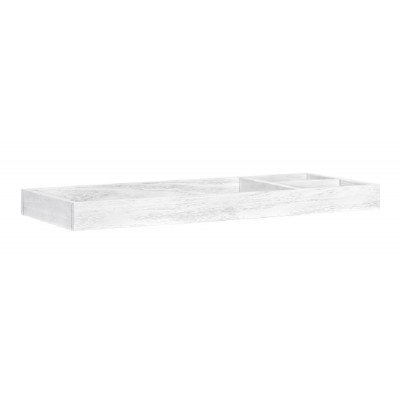 Babyletto Universal Wide Removable Changing Tray - Country White