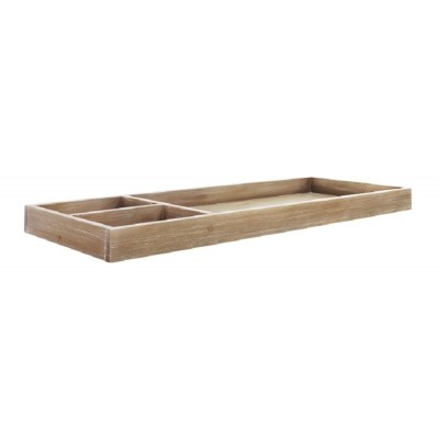 Babyletto Universal Wide Removable Changing Tray - Driftwood
