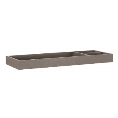 Babyletto Universal Wide Removable Changing Tray - French Roast