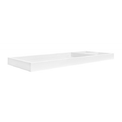 Babyletto Universal Wide Removable Changing Tray - Linen White