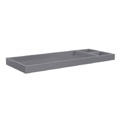 Babyletto Universal Wide Removable Changing Tray - Stone