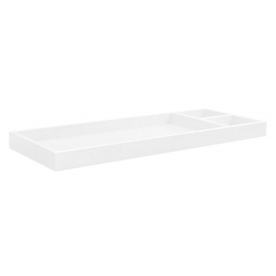 Babyletto Universal Wide Removable Changing Tray - White Finish