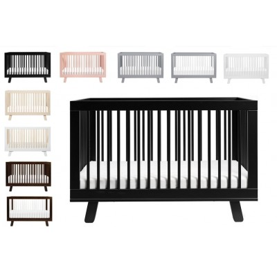 Babyletto Hudson 3-in-1 Convertible Crib Toddler Bed Conversion Kit