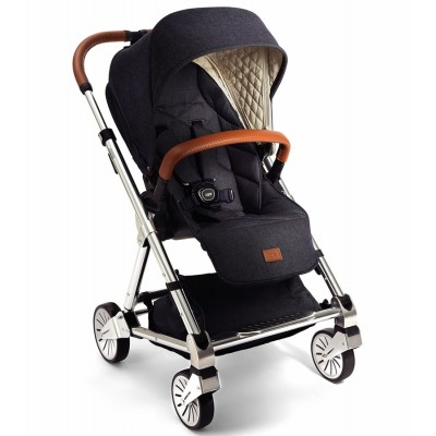 Mamas & Papas Urbo 2 Stroller - Blue Denim