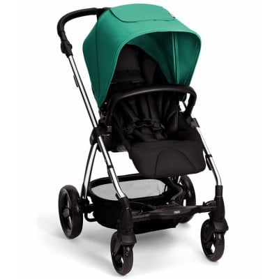 Mamas & Papas Sola 2 Chrome Stroller - Teal Tide