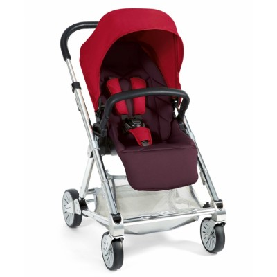 Mamas & Papas Urbo Ultra Sleek Stroller - Red