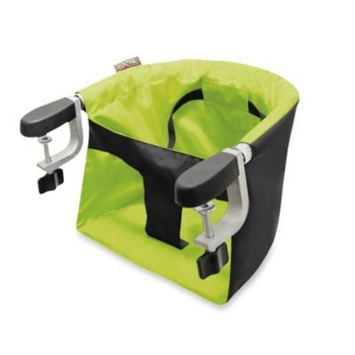 Mountain Buggy Pod Clip-on Highchair Lime