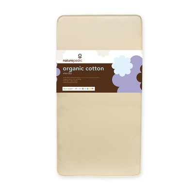 Naturepedic Organic Cotton Ultra 252 Crib Mattress