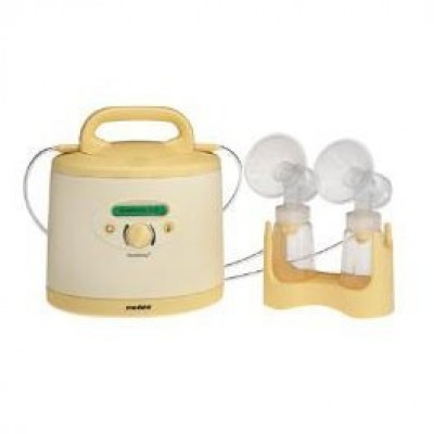 "The  Medela Professional Symphony Electric Breast Pump is the first breast  pump with Natural Expression, which encompasses a two phase pumping  action that offers a rapid rhythm to enhance the ""Let-Down"" method of  breastfeeding and then reduces to a slo"