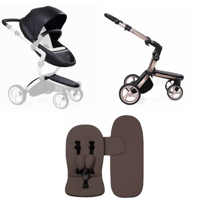Mima Xari Stroller with Bassinet Complete System