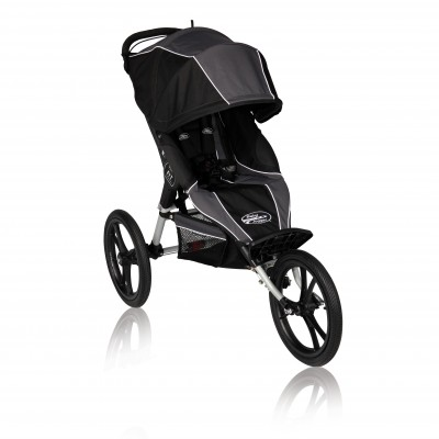 Baby Jogger For Intermediate Training Single Stroller Slate/Black