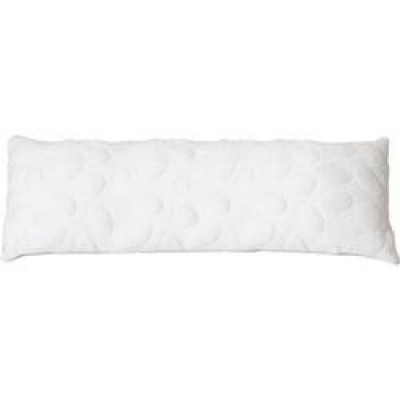 Nook Pebble Body Pillow Cloud (White)