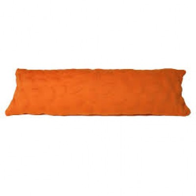 Nook Pebble Body Pillow Poppy (Bright Orange)