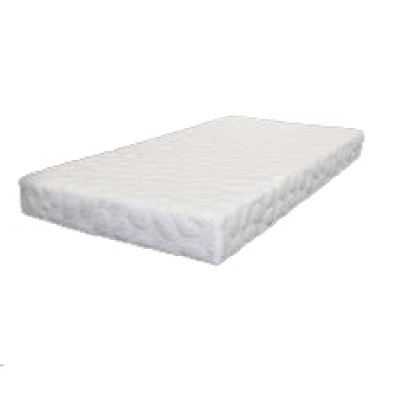 Nook Pebble Full Size Mattress Cloud White