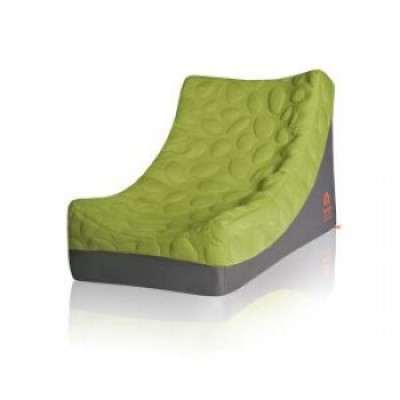 Nook Pebble Longer Mattress Lawn (Bright Green)