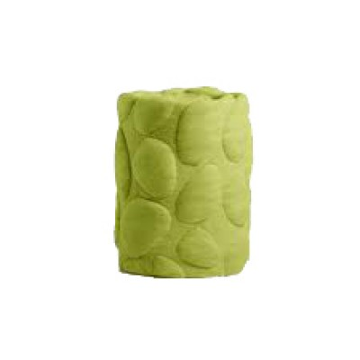 Nook Pebble Lite Wrap Mattress Lawn (Bright Green)