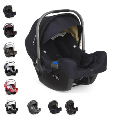 2019 Nuna Pipa Infant Lightweight Car Seat with Base