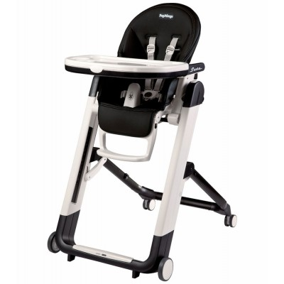 Peg Perego Siesta High Chair - Licorice (Black)