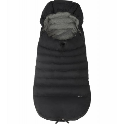 Silver Cross Coast Footmuff - Flint