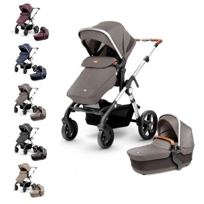 2018 Silver Cross Wave Stroller (Wave Board Compatible)