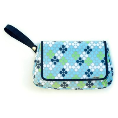 JJ Cole Collections Diapers & Wipes Pod - Sky Clover