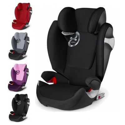 Cybex Solution M-Fix High Back Booster Seat