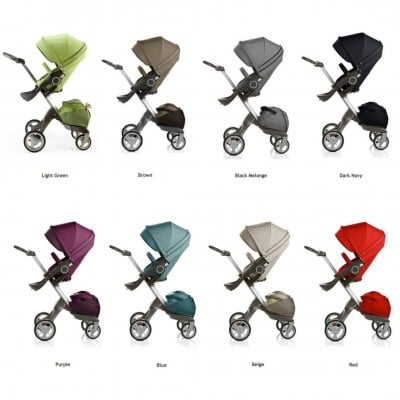 Stokke Xplory Stroller with Stokke 3 Year Warranty