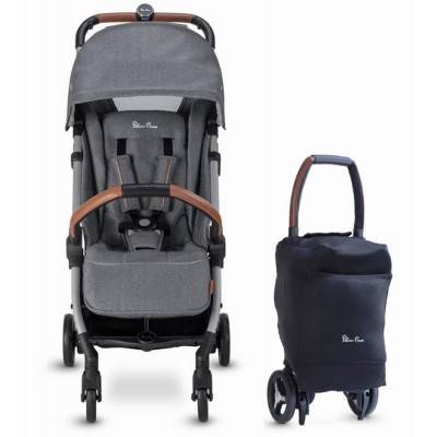 Silver Cross 2020 Jet Ultra Compact Stroller Special Edition - Mist