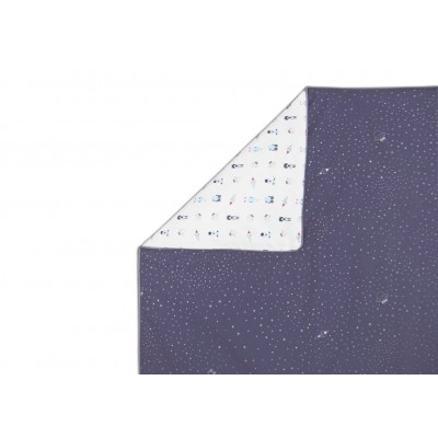 Babyletto Galaxy 2-in-1 Play and Toddler Blanket
