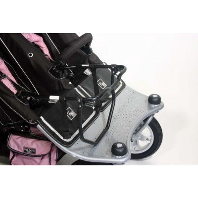Twin Tri-Mode Car Seat Adapter