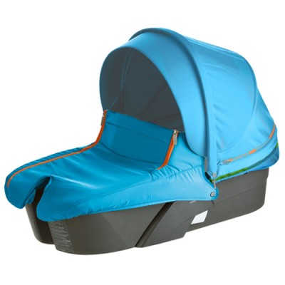Stokke Xplory Carrycot Complete - Urban Blue