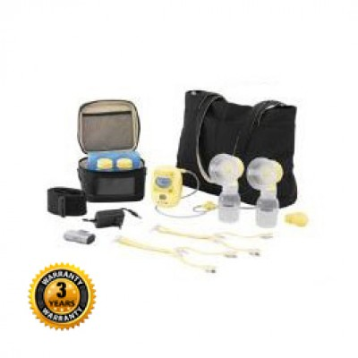 Medela Freestyle Hands Free Electric Breast Pumpwith 3 Year Warranty