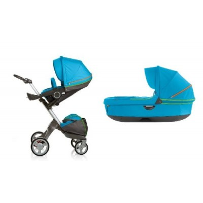 Stokke Xplory Stroller with FREE Carrycot and Stokke 3 Year Warranty