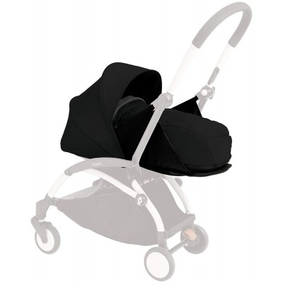 BabyZen Yoyo Plus 0+ Newborn Color Pack - Black