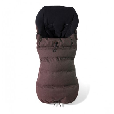 Silver Cross Wave Premium Footmuff - Claret