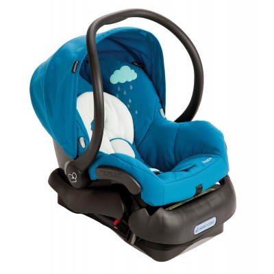 Maxi Cosi Mico Infant Lightweight Car Seat Misty Blue