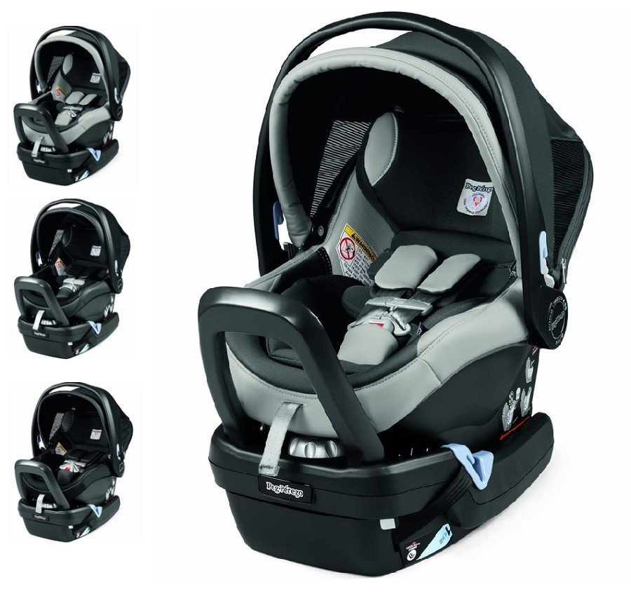 peg perego primo viaggio 4 35 nido infant car seat with base free shipping no tax. Black Bedroom Furniture Sets. Home Design Ideas